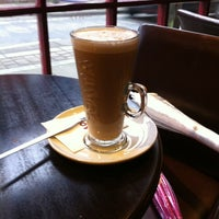 Photo taken at Costa Coffee by Lucy on 11/14/2012