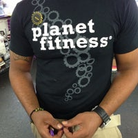 Photo taken at Planet Fitness by Jenelle on 10/10/2012
