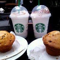 Photo taken at Starbucks by Valeria N. on 10/5/2012