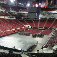 Photo taken at PNC Arena Box Office by James M. on 3/14/2014