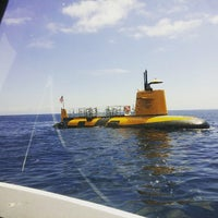 Photo taken at Catalina Semi-submersible Undersea Tour by STEFCON 1 on 5/23/2015