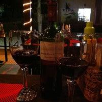 Photo taken at Restaurante Terra do Mar by Carola on 2/18/2013