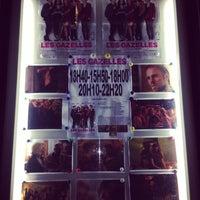Photo taken at Cinéma Cyrano by Alain B. on 3/29/2014