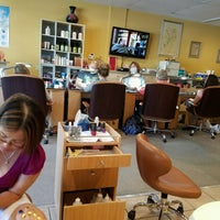 Photo taken at U Got Nails by Theresa W. on 10/1/2016