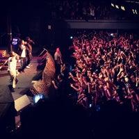 Photo taken at Roseland Theater by Lane M. on 10/23/2012