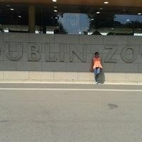 Photo taken at Dublin Zoo by Silvia Anahi on 7/13/2013