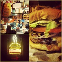 Photo taken at Burger Joint by Dan L. on 4/27/2013