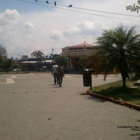 Photo taken at Parque de Guadalupe by Balbino S. on 3/20/2013