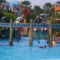 Photo taken at Suncity Waterpark by Kustania P. on 4/7/2013