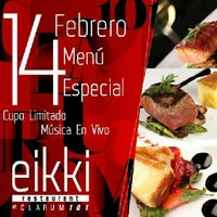 Foto tomada en Eikki: Cocina Espontánea por Alain B. el 2/13/2013