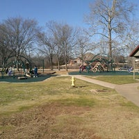 Photo taken at Memorial Park by Dana N. on 2/24/2013