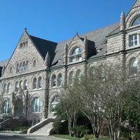 Photo taken at Tulane University by Audrey on 3/24/2013