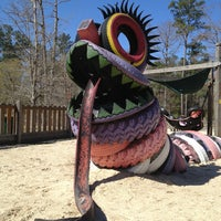 Photo taken at Abita Springs Park by Jay on 3/3/2013