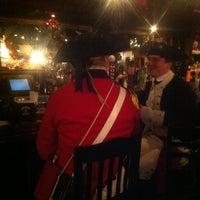 Photo taken at Green Dragon Tavern by Kate on 11/12/2012