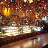 Photo taken at Mi Tierra Café y Panadería by Heidi on 12/22/2012