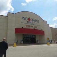 Photo taken at Woodman's Food Market by Bel V. on 4/25/2013