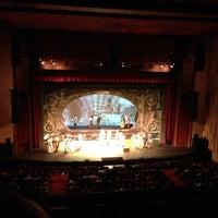 Photo taken at Teatro Bradesco by Edu on 6/14/2013