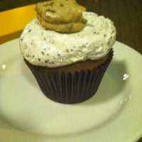 Photo taken at Buzz Bakeshop by Erica L. on 10/15/2012