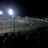 Photo taken at Barona Speedway & Dragstrip by Joel C. on 9/16/2012