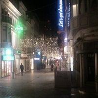 Photo taken at Kapellestraat by Frederick Z. on 12/17/2012