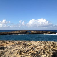 Photo taken at Laie Point by Edward L. on 7/26/2012