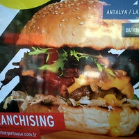 Photo taken at Burger House by Salih T. on 9/23/2012