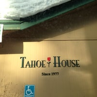Photo taken at Tahoe House Bakery & Gourmet Store by dblsht nat on 12/31/2012