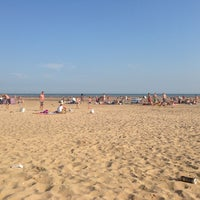 Photo taken at Camber Sands Beach by Luis P. on 7/7/2013