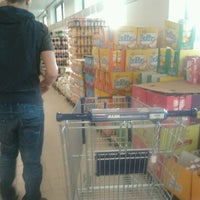 Photo taken at ALDI by Laura B. on 9/14/2012