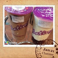 Photo taken at Chatime by Sugi L. on 1/21/2014
