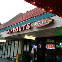 Photo taken at Wipeouts Grill by Krista F. on 11/2/2012