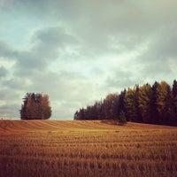 Photo taken at Pyymosantie by Noora S. on 10/3/2012