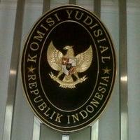 Photo taken at Komisi Yudisial Republik Indonesia by Syahril W. on 12/27/2012