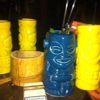 Photo taken at Tiki Bar by Florin . on 10/11/2012