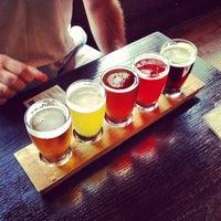Photo taken at Jolly Pumpkin Cafe & Brewery by Scott W. on 6/15/2013