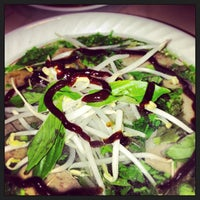 Photo taken at Pho 75 by Susan S. on 12/30/2012