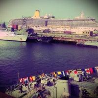 Photo taken at Marinebasis by Jorn U. on 7/6/2013