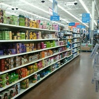 Photo taken at Walmart Supercenter by Elliot on 11/25/2012