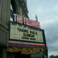 Photo taken at The Fillmore Detroit by Shannon K. on 10/7/2012