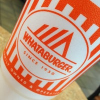 Photo taken at Whataburger by Dianamargo on 6/21/2013