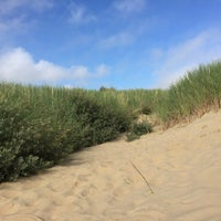 Photo taken at Camber Sands Beach by Miss R. on 8/7/2016
