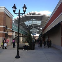 Photo taken at Tanger Outlet Mebane by Brad on 10/20/2012