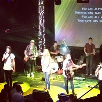 Photo taken at Hillsong NYC by Felipe S. on 6/3/2013
