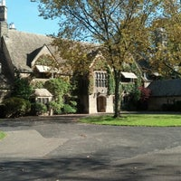 Photo taken at Edsel & Eleanor Ford House by Jacqueline D. on 10/17/2012