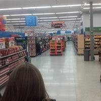 Photo taken at Walmart Supercenter by Andy F. on 10/18/2012