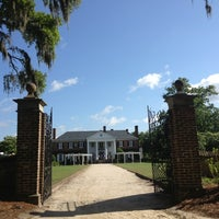 Photo taken at Boone Hall Plantation by Jeff T. on 6/8/2013