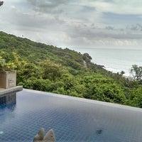 Photo taken at Pimalai Resort & Spa by Terence N. on 5/26/2013