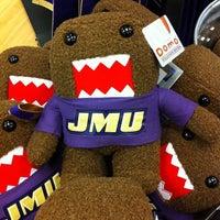 Photo taken at JMU Bookstore by Gavin S. on 9/14/2013