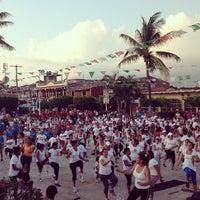 Photo taken at Plaza Principal San Juan De Abajo by Nayhira B. on 10/26/2012