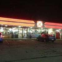 Photo taken at Circle K by Cassie on 3/4/2013